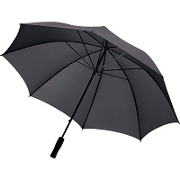 black-umbrella